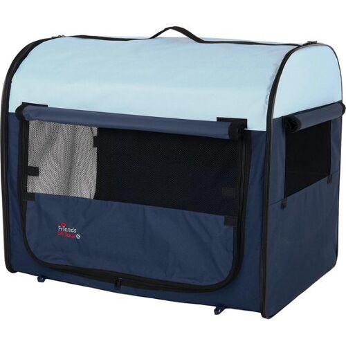 Trixie hundetragetasche 80 x 55 x 65 cm Polyester blau