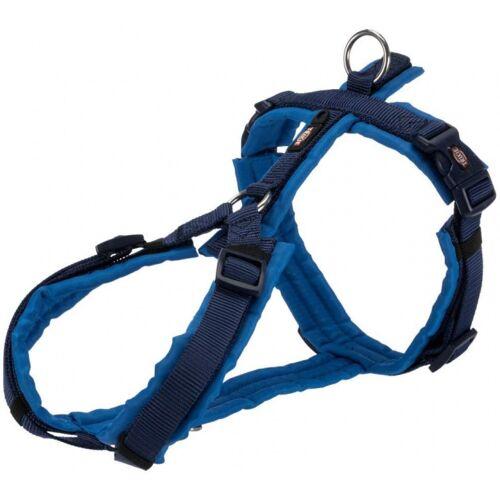 Trixie hundegeschirr Premium 80-97 x 2,5 cm Polyester blau