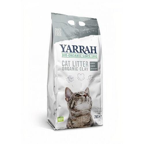 VDM katzenstreu Yarrah 7 kg Bio-Ton grau