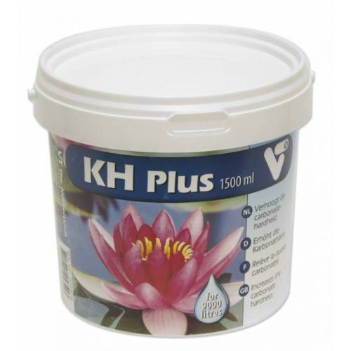 Velda karbonathärter VT KH Plus bis zu 9000 Liter weiß