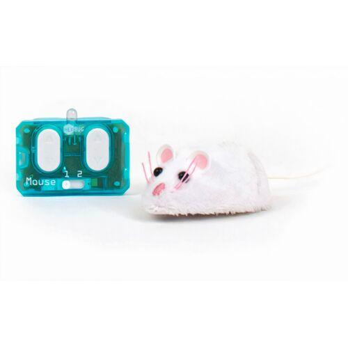 Hexbug katzenspielzeug RC Maus weiß/blau