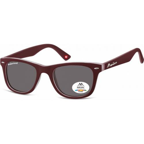 Montana by SGB sonnenbrille unisex rot (MP41)