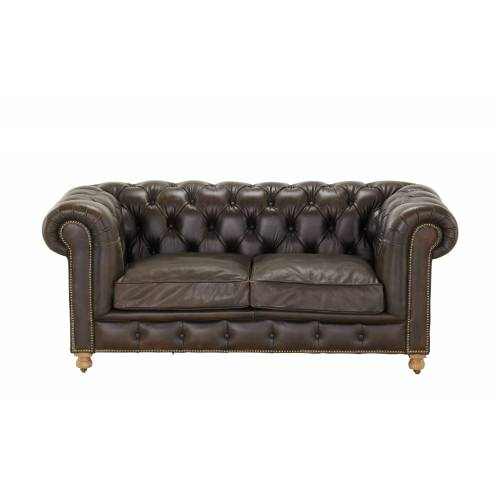 Sofa.de Chesterfield    Braun