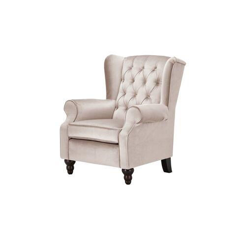 Sofa.de Ohrensessel    Rosa