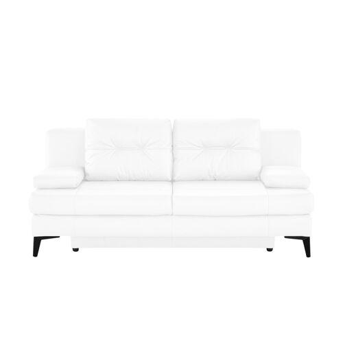 Sofa.de Ledersofa    Weiß