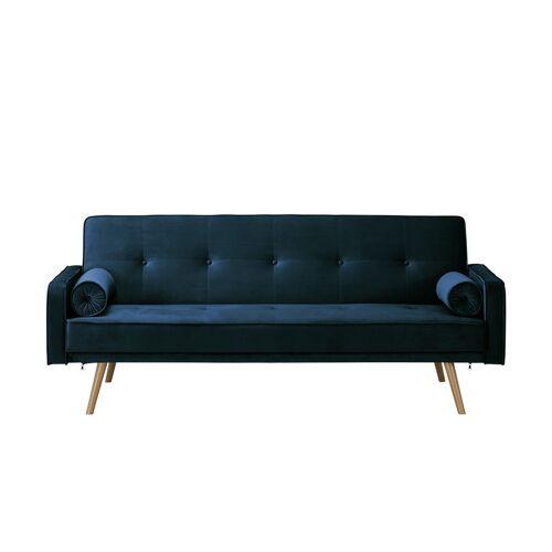 Sofa.de Sofa mit Funktion    Blau