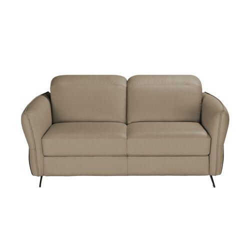 Sofa.de Ledersofa    Braun