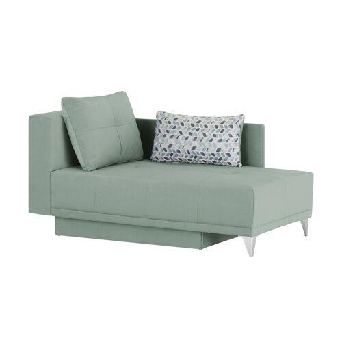 Sofa.de Recamiere    Blau