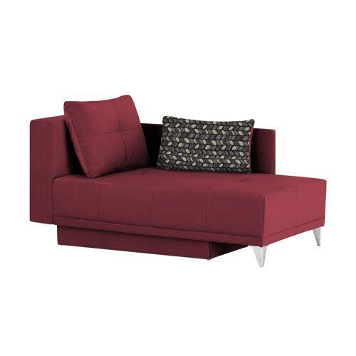 Sofa.de Recamiere    Rot