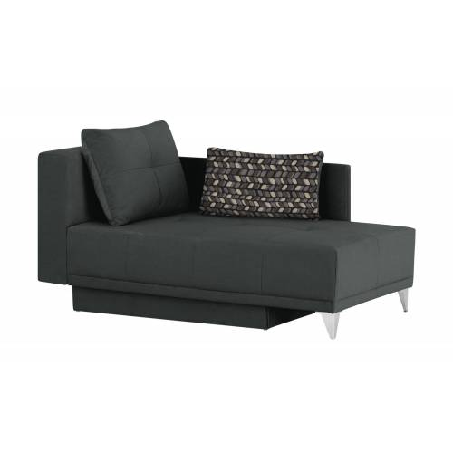 Sofa.de Recamiere    Grau