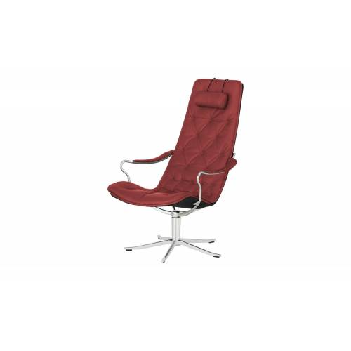 Sofa.de Ledersessel    Rot