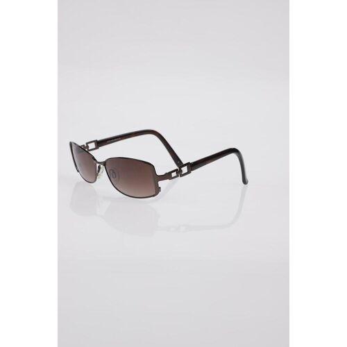 Eschenbach Damen Sonnenbrille braun, braun