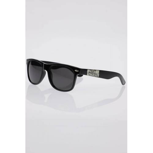 Zimtstern Damen Sonnenbrille schwarz, schwarz