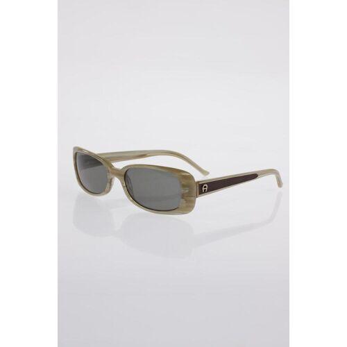Aigner Damen Sonnenbrille beige, beige