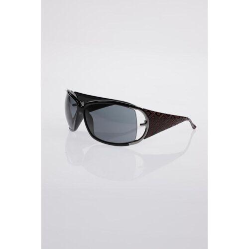 Escada Damen Sonnenbrille schwarz, schwarz