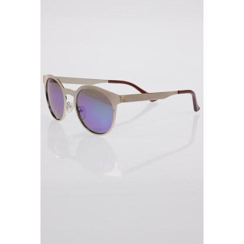 Hallhuber Damen Sonnenbrille silber, silber