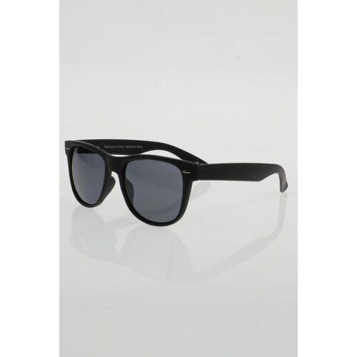 Hollister Herren Sonnenbrille schwarz, schwarz