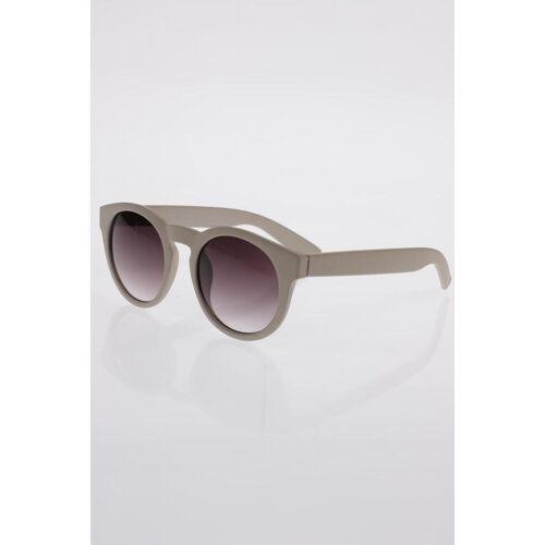MONKI Damen Sonnenbrille beige, beige
