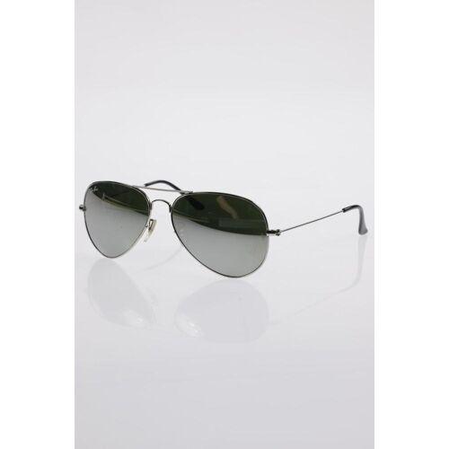 Ray Ban Damen Sonnenbrille silber, silber