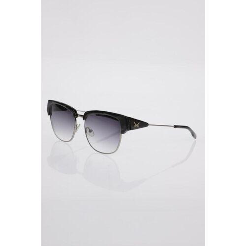 SANSIBAR Herren Sonnenbrille schwarz, schwarz