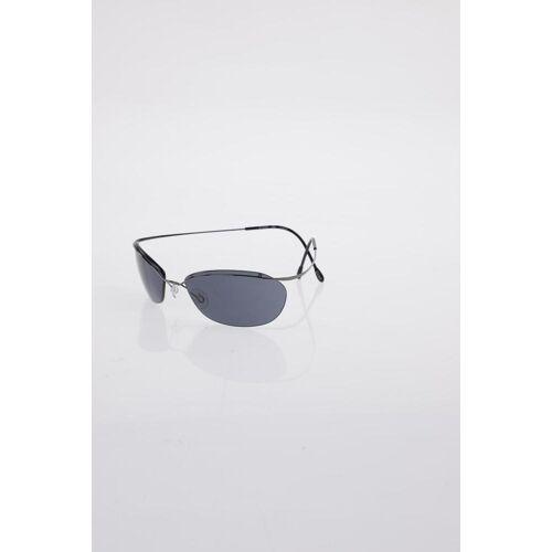 Silhouette Damen Sonnenbrille silber, silber