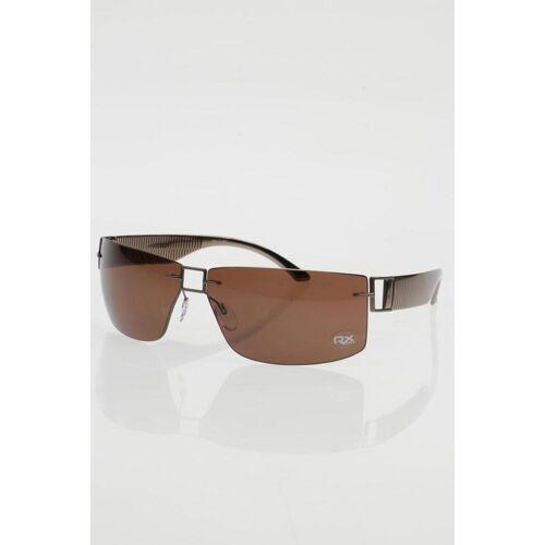 Silhouette Herren Sonnenbrille braun, braun