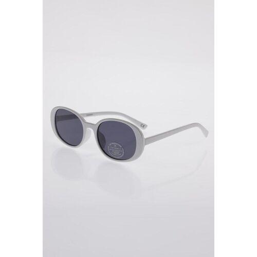 asos Damen Sonnenbrille weiß, weiß