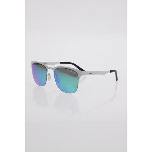 uvex Damen Sonnenbrille weiß, weiß