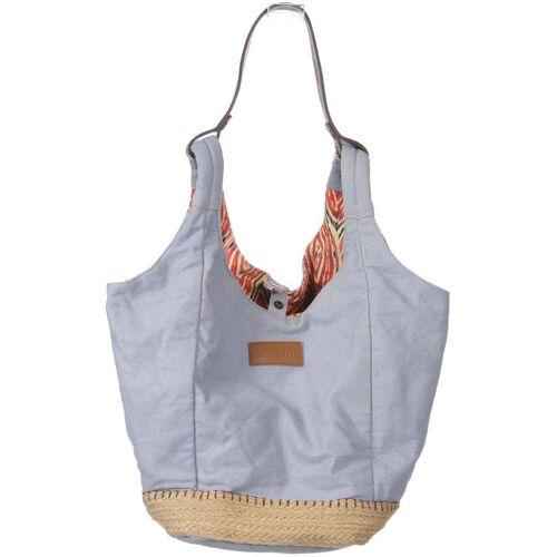 Anokhi Damen Handtasche blau blau