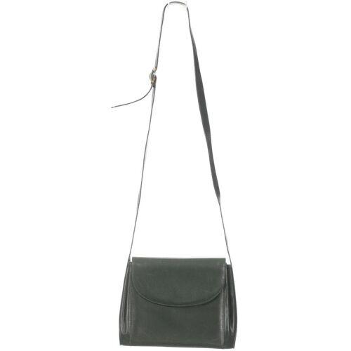 Bally Damen Handtasche grün, Leder grün