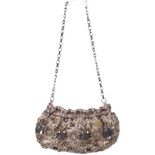 accessorize Damen Handtasche beige beige