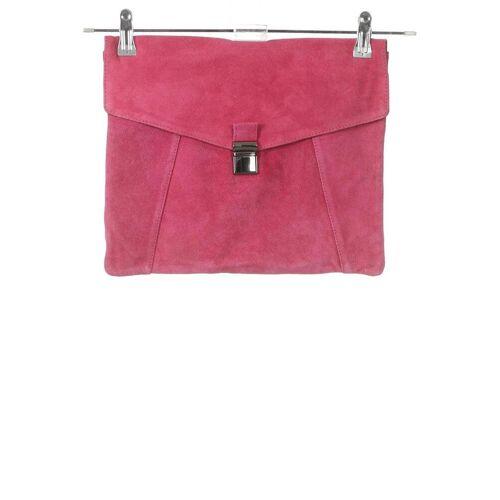 asos Damen Handtasche pink, Leder pink