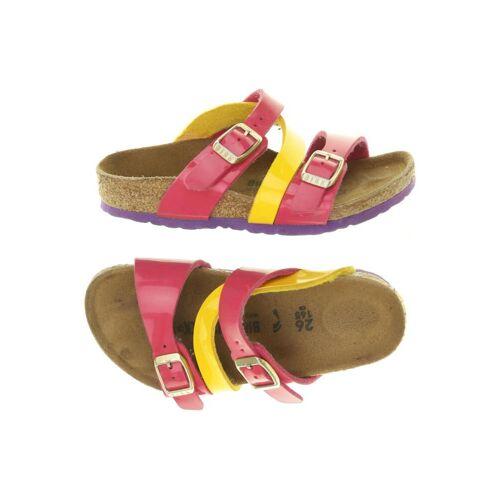 Birkenstock Damen Kinderschuhe pink, DE 26 pink