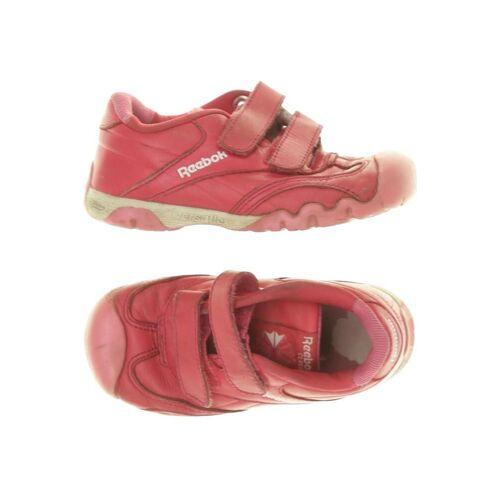 Reebok Damen Kinderschuhe pink, DE 25 pink