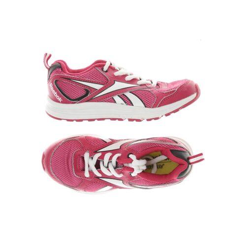 Reebok Damen Kinderschuhe pink, DE 27 pink