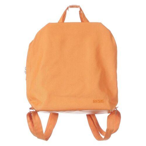 Bree Damen Rucksack orange orange