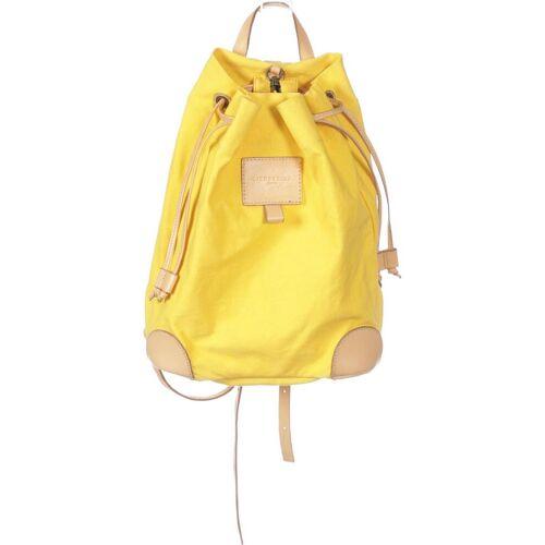 Liebeskind Berlin Damen Rucksack gelb gelb