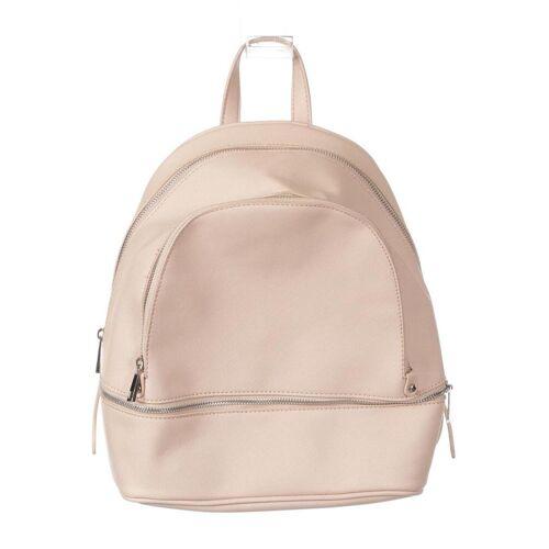 Reserved Damen Rucksack pink, Kunstleder pink