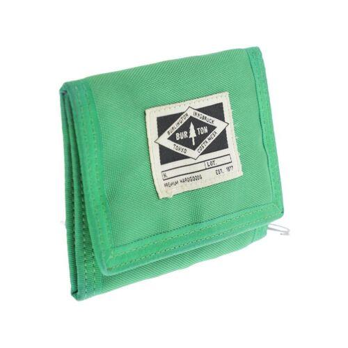 BURTON Damen Portemonnaie grün grün