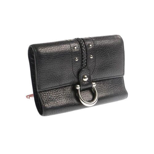 Coccinelle Damen Portemonnaie schwarz schwarz