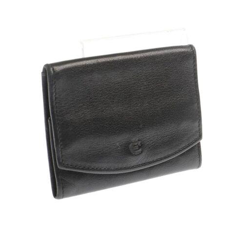 Esquire Damen Portemonnaie schwarz schwarz