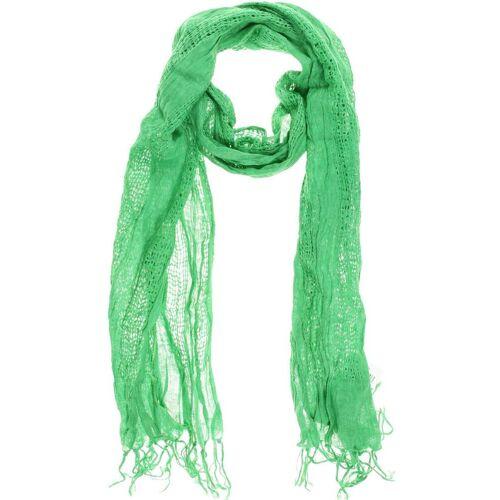 hüftgold berlin Damen Schal grün grün