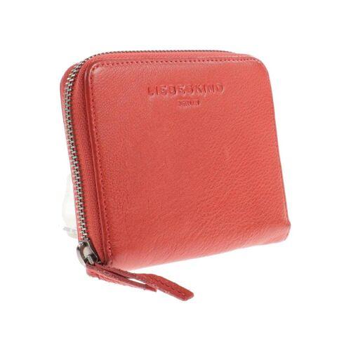 Liebeskind Berlin Damen Portemonnaie rot AC5E7A1 rot