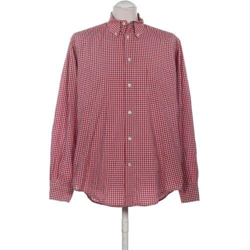 BLAUMAX Herren Hemd rot, KW DE 41, Baumwolle rot