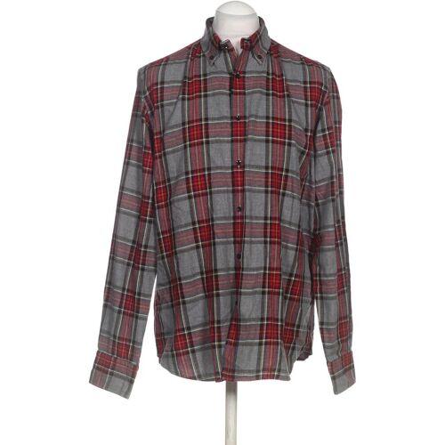 Massimo Dutti Herren Hemd rot, INT XL rot