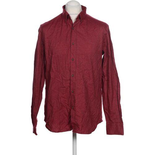 Massimo Dutti Herren Hemd rot, INT L rot