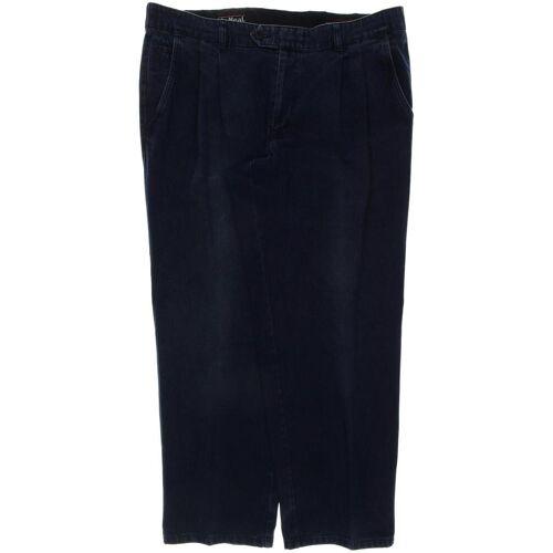 McNeal Herren Jeans blau, Kurz-Gr. 27, Baumwolle blau