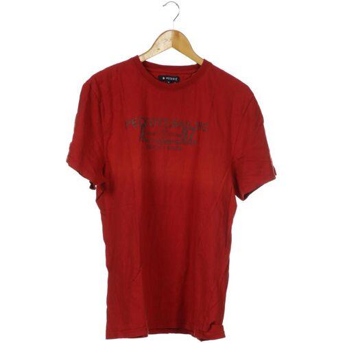 PECKOTT Herren T-Shirt rot, INT XL rot