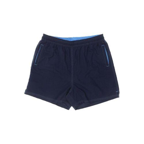 Walbusch Herren Shorts blau, INT M, Synthetik blau