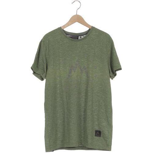Zimtstern Herren T-Shirt grün, INT M grün